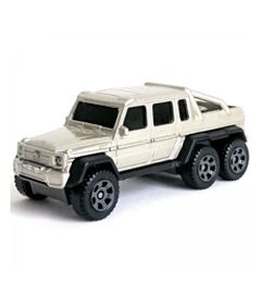 Carrinho-Die-Cast---Jurassic-World-2---Matchbox---Mercedes-Benz-G63-AMG-6x6---Mattel_Frente