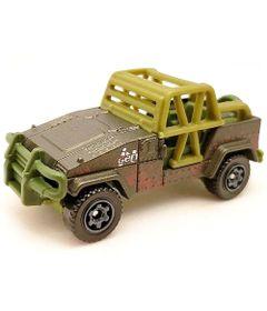 Carrinho-Die-Cast---Jurassic-World-2---Matchbox---Ingen-4x4---Mattel_Frente