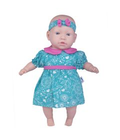 boneca-44cm-my-sweet-baby-vestido-verde-com-flores-2244_Frente