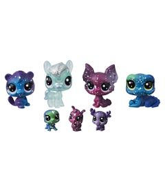 Conjunto-de-Mini-Figuras---Littlest-Pet-Shop---Serie-3---Pets-da-Galaxia---E2252---Hasbro