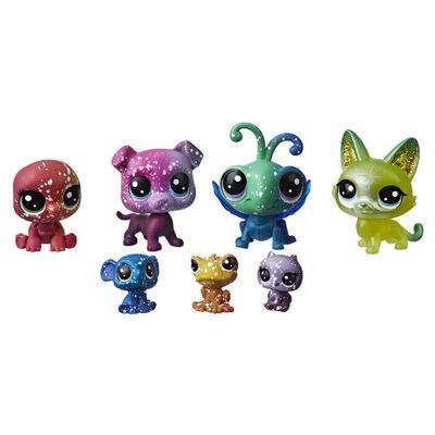 Conjunto-de-Mini-Figuras---Littlest-Pet-Shop---Serie-3---Pets-da-Galaxia---E2253---Hasbro