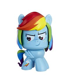 Figura-de-Acao---Mighty-Muggs---My-Little-Pony---Fluttershy---Hasbro