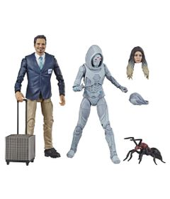 Figuras-Colecionaveis---Disney---Marvel---Legends-Series---Ant-Man---Wasp---Luis-e-Ghost---Hasbro