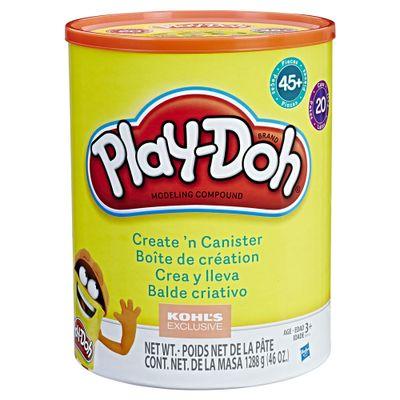 Massa-de-Modelar---Play-Doh---Balde-Criativo---Hasbro