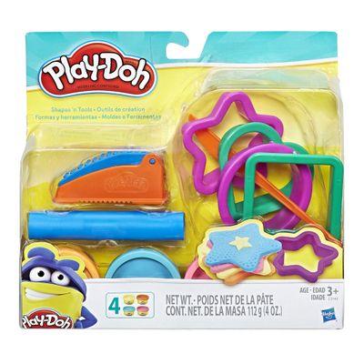 Massa-de-Modelar---Play-Doh---Moldes-e-Ferramentas---Hasbro