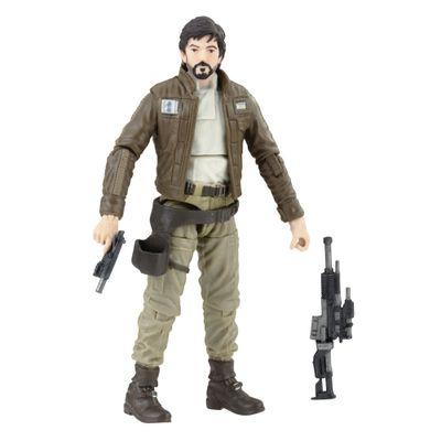 Mini-Figura-Colecionavel---Disney---Star-Wars---Vintage---Captain-Cassian-Andor---Hasbro