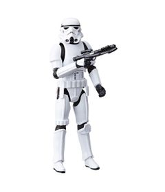 Mini-Figura-Colecionavel---Disney---Star-Wars---Vintage---Imperial-Stormtrooper---Hasbro