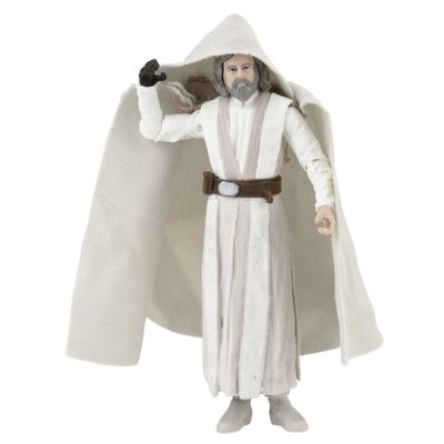 Mini-Figura-Colecionavel---Disney---Star-Wars---Vintage---Luke-Skywalker-Last-Jedi---Hasbro