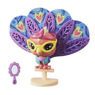 Mini-Figura-com-Acessorios---Littlest-Pet-Shop---Serie-3---Ella-Parrotti---Hasbro