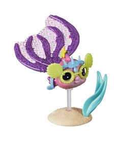 Mini-Figura-com-Acessorios---Littlest-Pet-Shop---Serie-3---Reba-Rosyfish---Hasbro