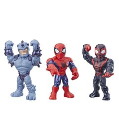 Mini-Figuras---Mega-Mighties---Disney---Marvel---Spider-Man---Hasbro