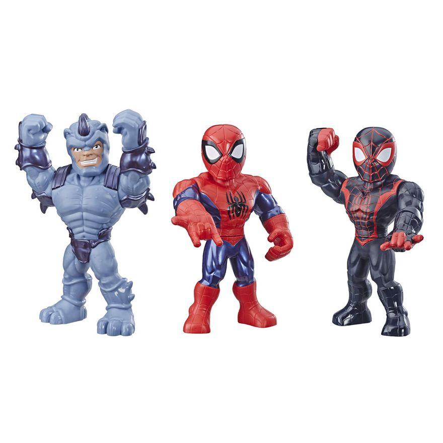 Mini-Figuras---Mega-Mighties---Disney---Marvel---Spider-Man---Hasbro