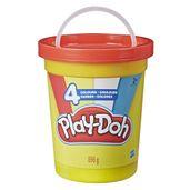 Massa-de-Modelar---Play-Doh---Super-Pote---896-Gr---Vermelho---Hasbro
