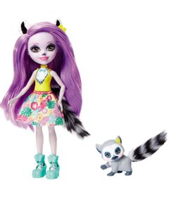 Boneca-Fashion-e-Animal---Enchantimals---Larissa-Lemur-e-Ringlet---Mattel