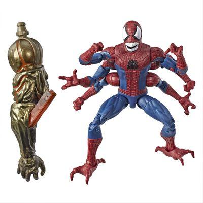 Boneco-Homem-Aranha-Infinite-Legends-15-cm----Disney---Marvel---Doppelganger-Spider-Man---Hasbro