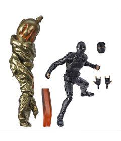 Boneco-Homem-Aranha-Infinite-Legends-15-cm---Disney---Marvel---Spider-Man-Preto---Hasbro