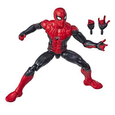 Boneco-Homem-Aranha-Infinite-Legends-15-cm---Disney---Marvel---Spider-Man-Vermelho-e-Preto---Hasbro