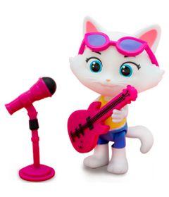 Figura-de-Acao-Colecionavel---44-Gatos---Milady-com-Microfone-e-Baixo---Toyng