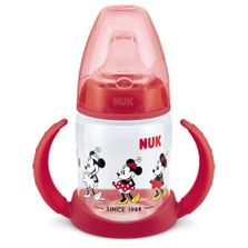 Copo-de-Treinamento---First-Choice---150-ml---Disney---Minnie---Nuk