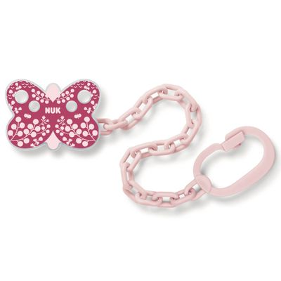 Prendedor-de-Chupeta-com-Argola---Borboleta-Pink---Nuk