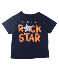 Camisa-Manga-Curta---Future-Rock-Star---100-Algodao---Marinho---Minimi---1