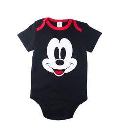 Trijunto-Infantil---Mickey-Mouse---100-Algodao---Preto---Disney---P
