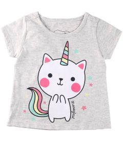camisa-manga-curta-gatinho-unicornio-algodao-e-poliester-mescla-minimi-1-501275_Frente