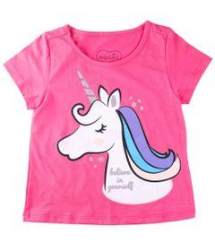 camisa-manga-curta-unicornio-charmoso-100-algodao-pink-minimi-1-501279_Frente