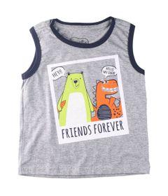 camiseta-regata-friends-urso-e-dino-algodao-e-poliester-cinza-minimi-1-501292_Frente