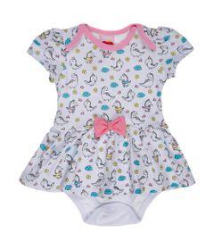 body-vestido-dinas-coloridas-com-laco-algodao-branco-minimi-p-67293_frente