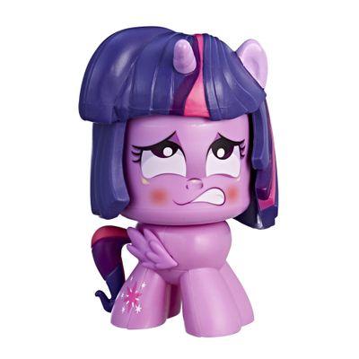 Figura-de-Acao---Mighty-Muggs---My-Little-Pony---Twilight-Sparkle---Hasbro