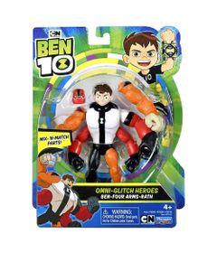 Mini-Figura-de-Acao-Articulada-12-Cm---Ben-Quatro-Bracos-Hath---Wildvine---Sunny