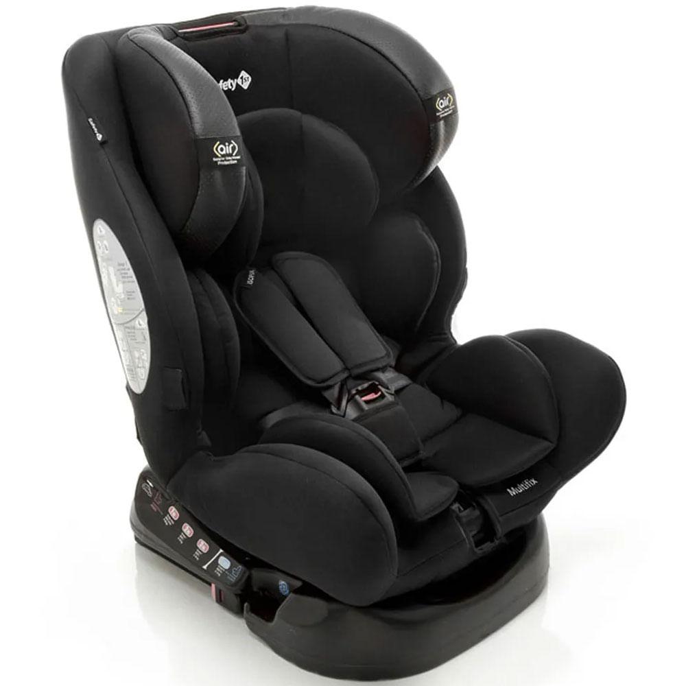 Cadeira para Auto - De 0 a 36 Kg - Com Isofix - Multifix - Black - Safety 1St