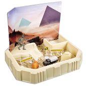 conjunto-de-arena-e-mini-veiculo-sand-adventure-mummy-scape-maisto-1911500_frente