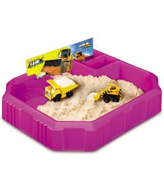 conjunto-de-arena-e-mini-veiculo-sand-adventure-working-machine-maisto-1911500_frente