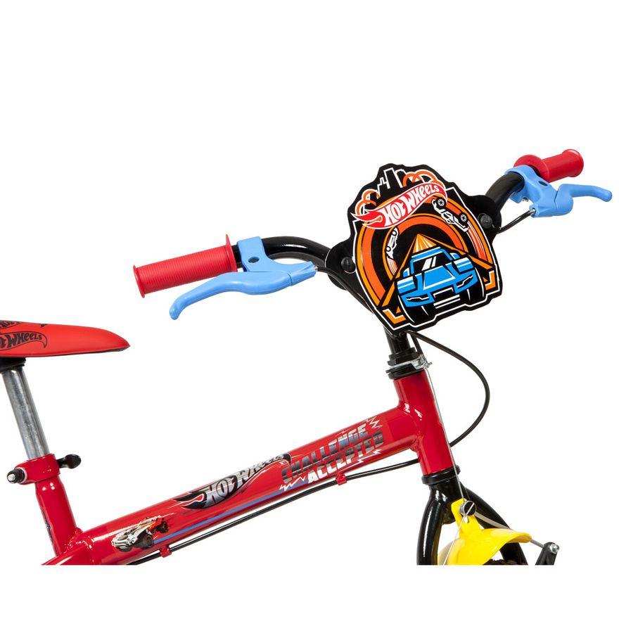 Bicicleta-Aro-16-Hotweels-Preto-e-Vermelho-Caloi_Detalhe1