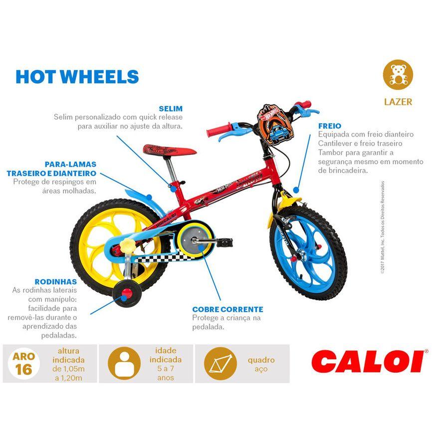 Bicicleta-Aro-16-Hotweels-Preto-e-Vermelho-Caloi_Detalhe2