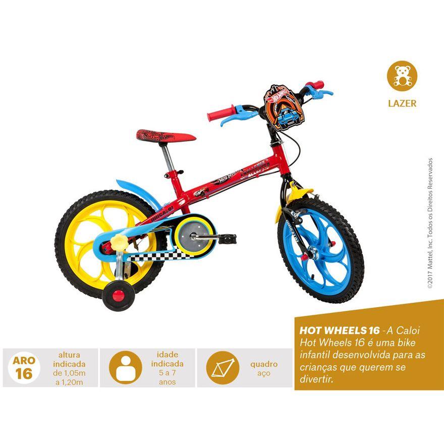 Bicicleta-Aro-16-Hotweels-Preto-e-Vermelho-Caloi_Detalhe4