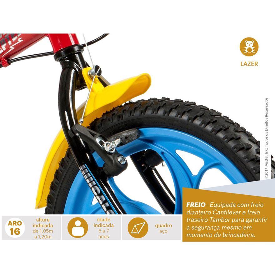 Bicicleta-Aro-16-Hotweels-Preto-e-Vermelho-Caloi_Detalhe5