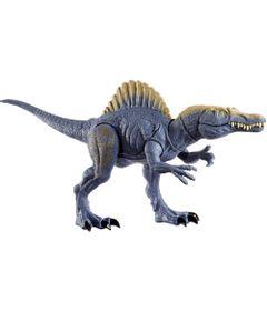Figura-de-Acao---25Cm---Jurassic-World---Spinosaurus---Mattel