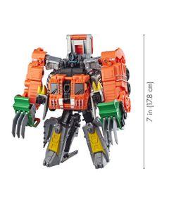 Mini-Figuras-Transformaveis---15-Cm---Transformers---Cyberverse---Elite---Grimlock-x-Trash-Crash---Hasbro