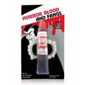 Acessorios-de-Fantasia---Dentadura-de-Vampiro-e-Sangue-Artificial---Sulamericana