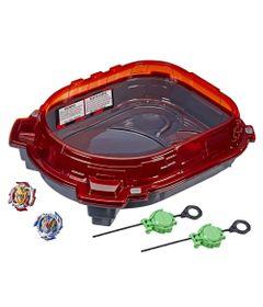 Arena-de-Batalha-e-Piao---Beyblade-Burst-Turbo---Sling-Shock---Hasbro
