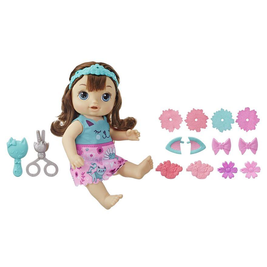 Boneca-Baby-Alive---Corte-de-Cabelo---Morena---E5242---Hasbro