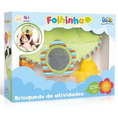 Brinquedo-de-Atividades---Mordedor---Folhinhas---BDA---Toyster