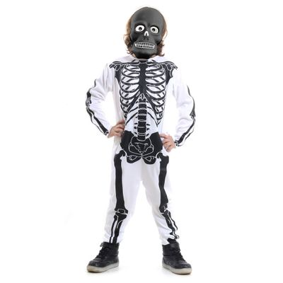 Fantasia-de-Halloween---Esqueleto---Branco-e-Preto---Sulamericana---P