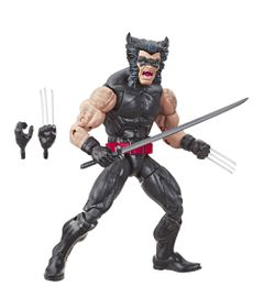 Figura-Articulada---15-Cm---Disney---Marvel---80-Years---X-Men---Wolverine---Hasbro
