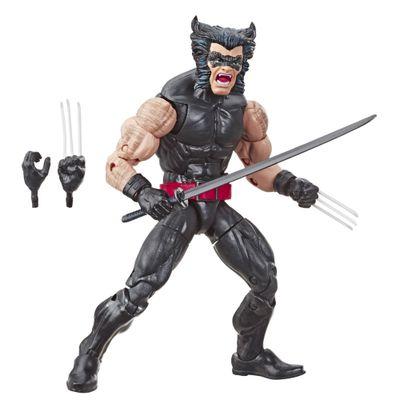 Figura-Articulada---15-Cm---Disney---Marvel---80-Years---X-Men---Wolverine---Hasbro