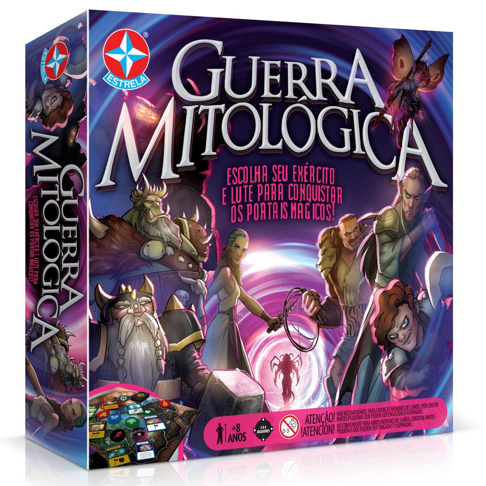 Jogo - Guerra Mitológica - Estrela