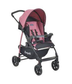 carrinho-de-passeio-ecco-preto-e-rosa-burigotto-IXCA2057PR05_Frente